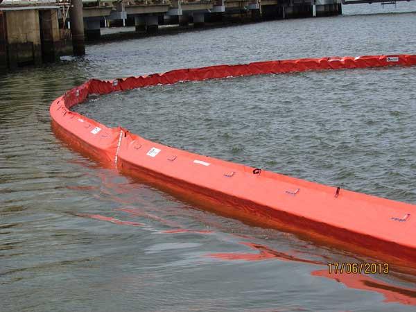 Barreras de contencion Seamaster