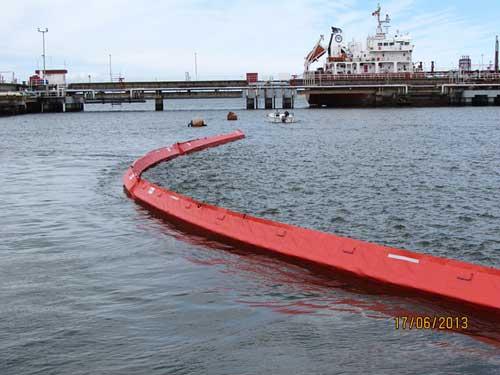Barrera de contención Seamaster