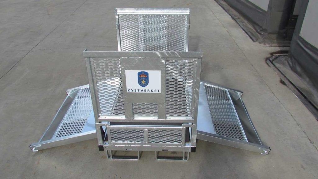 Jaulas almacenaje storage cages cab | Jaulas de almacenaje