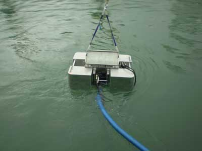 MultiSkimmer MS30 derrames1 | MultiSkimmers MS30
