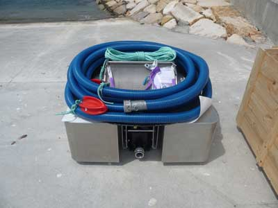 MultiSkimmer MS30 derrames2 | MultiSkimmers MS30