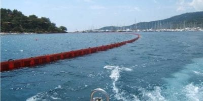 Barrera contencion Flexi - Oil Spills Booms Flexi