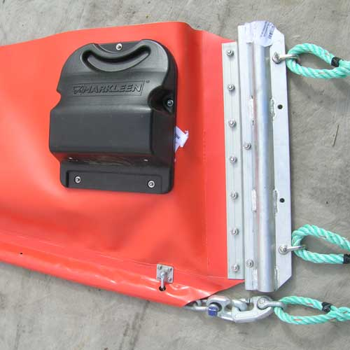 Barreras-contencion serie-P FLoating booms with rigid floats