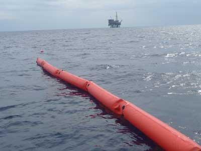 barreras serieZ 02 | Marine oil containment booms Z Series