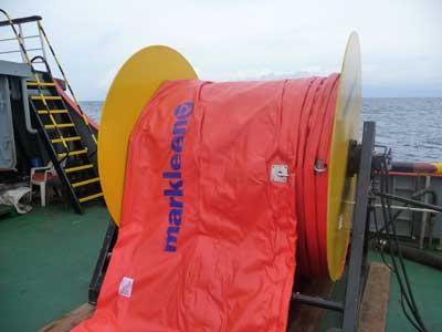 barreras serieZ 03 | Marine oil containment booms Z Series