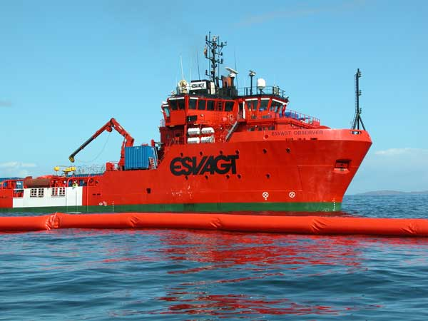 barreras serieZ 06 | Marine oil containment booms Z Series