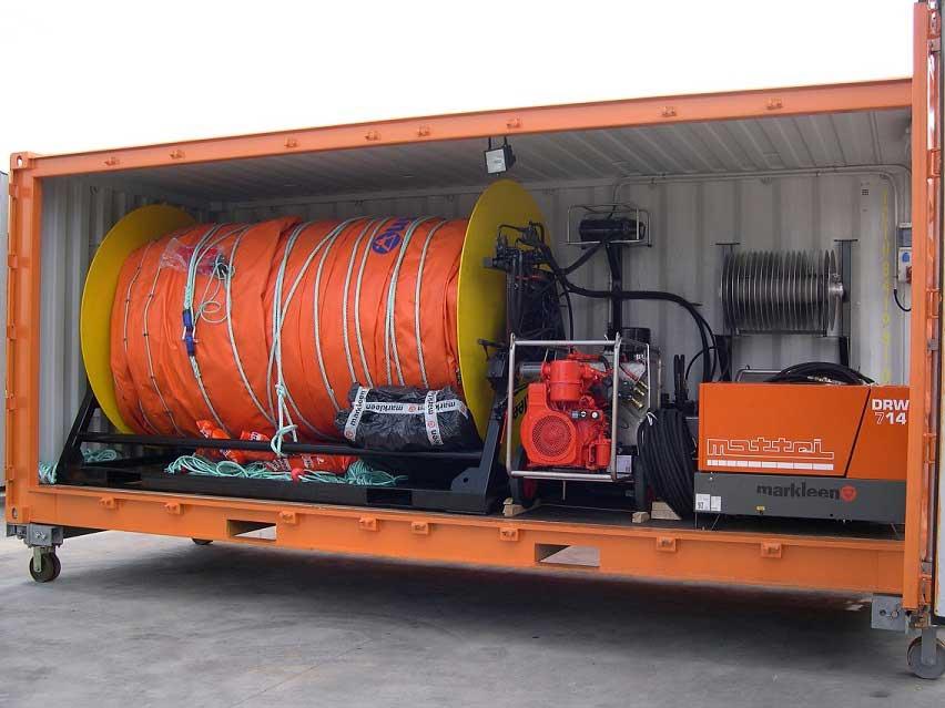 Sea containers contenedores maritimos