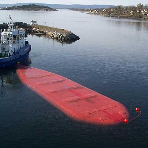 Floating oil storage tanks -Unibag500