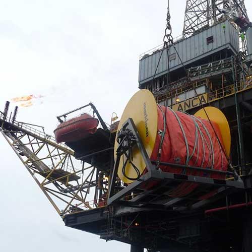 Marine oil pollution prevention plan