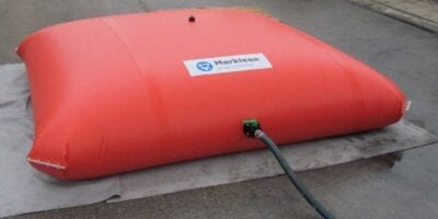 Flexible storage tanks -pillow-tank